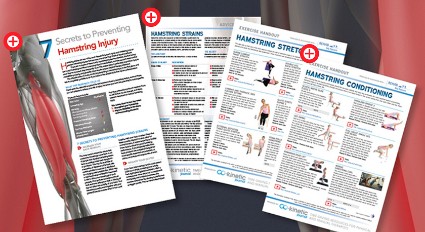 Hamstring Injury and pain information