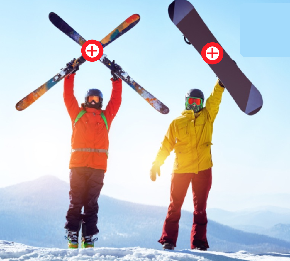 snow sport injury information