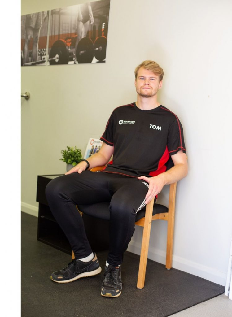 tom boggon sports therapist