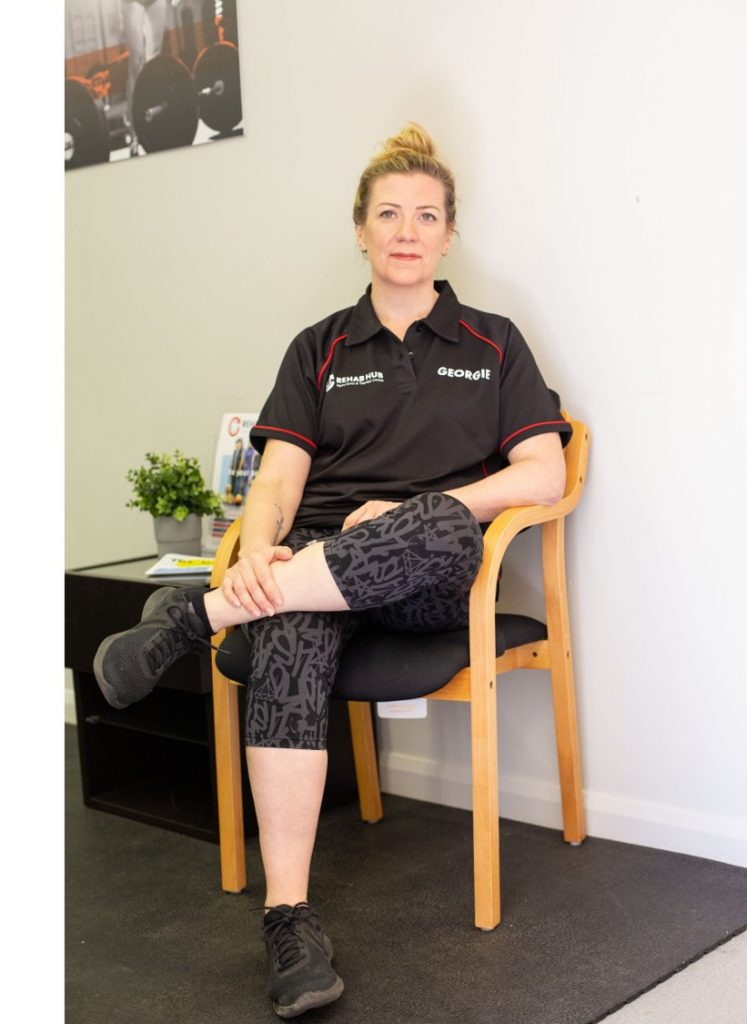 georgie mai clinic director and sports therapist