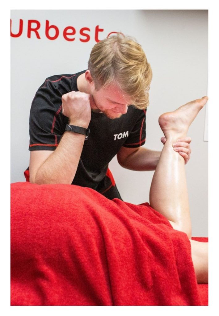 sports massage for gluteal pain in biggleswade