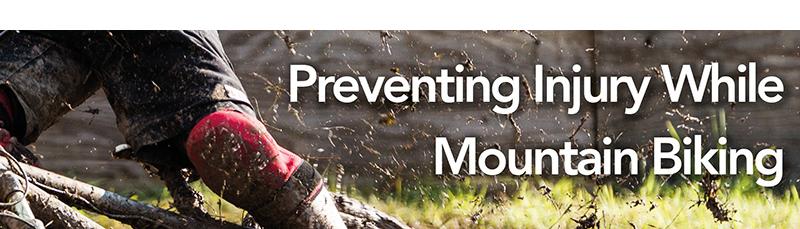 mountain bike injury prevenion biggleswade