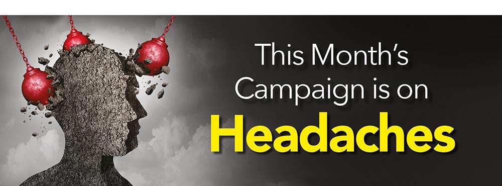 headache in biggleswade